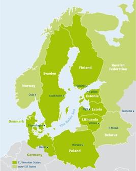 Kartta Liettua Kartta Liettua Pohjois Eurooppa Eurooppa